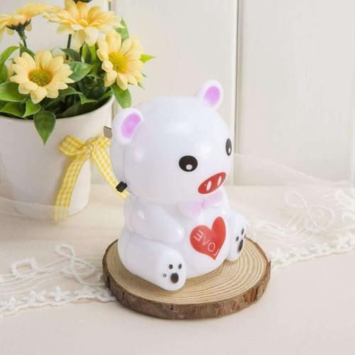 Đèn ngủ hình Gấu có Led sáng - 4686915 , 17474645 , 15_17474645 , 79000 , Den-ngu-hinh-Gau-co-Led-sang-15_17474645 , sendo.vn , Đèn ngủ hình Gấu có Led sáng