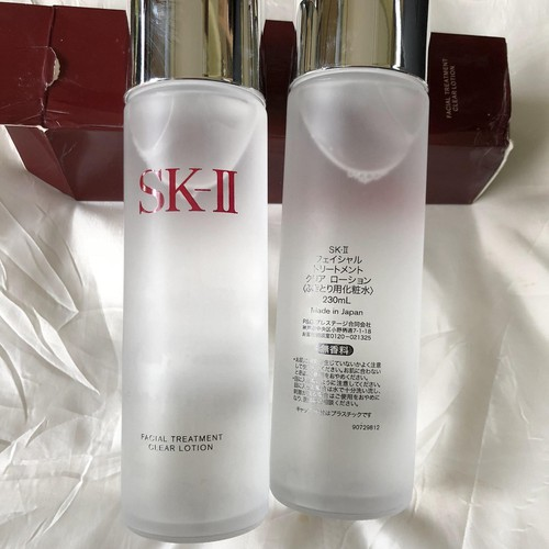 NƯỚC HOA HỒNG SK-II FACIAL TREATMENT CLEAR LOTION 230mL - 11539109 , 17483347 , 15_17483347 , 1250000 , NUOC-HOA-HONG-SK-II-FACIAL-TREATMENT-CLEAR-LOTION-230mL-15_17483347 , sendo.vn , NƯỚC HOA HỒNG SK-II FACIAL TREATMENT CLEAR LOTION 230mL