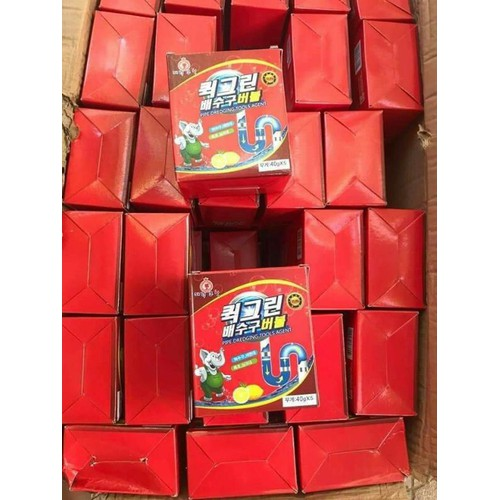 hộp 5 gói bột thông cống hàn quốc - 11538903 , 17483073 , 15_17483073 , 80000 , hop-5-goi-bot-thong-cong-han-quoc-15_17483073 , sendo.vn , hộp 5 gói bột thông cống hàn quốc