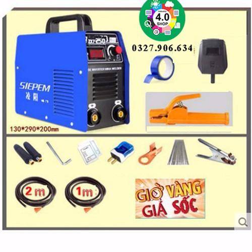Máy hàn que mini ZX7-250A - 7560959 , 17478613 , 15_17478613 , 1000000 , May-han-que-mini-ZX7-250A-15_17478613 , sendo.vn , Máy hàn que mini ZX7-250A