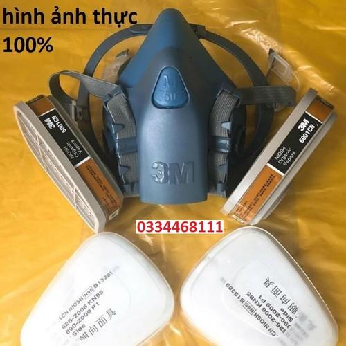 mặt nạ phòng chống khí độc mặt nạ bảo hộ RYNI5442