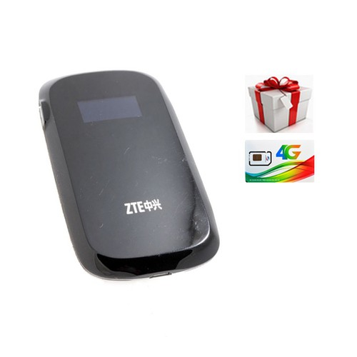 Cục Phát Wifi ZTE MF60 - Tặng Sim Data Khủng