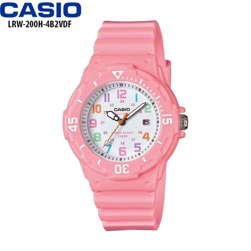 Đồng hồ CASIO nữ chính hãng Dây Nhựa Hồng - LRW-200H-4B2VDF - 4689271 , 17493483 , 15_17493483 , 776000 , Dong-ho-CASIO-nu-chinh-hang-Day-Nhua-Hong-LRW-200H-4B2VDF-15_17493483 , sendo.vn , Đồng hồ CASIO nữ chính hãng Dây Nhựa Hồng - LRW-200H-4B2VDF