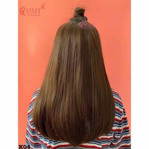 tóc kẹp u cúp