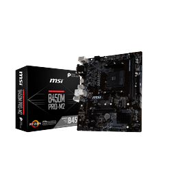 Mainboard MSI B450M PRO - M2 - MBMS331