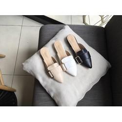 Giày sục nữ dáng hàn quốc - M23