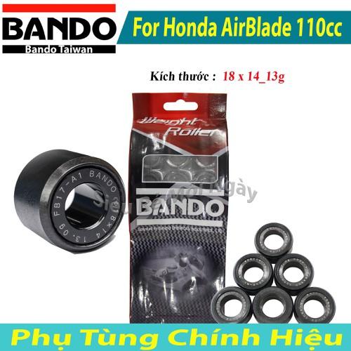 Bộ Bi Nồi Bando Honda AirBlade 110cc 13 gram
