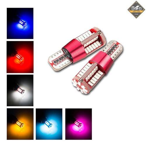 Bộ 2 đèn led xi nhan demi T10 KC31 gắn xe máy, ô tô 57 tim - Kmart - 7673910 , 17479560 , 15_17479560 , 79000 , Bo-2-den-led-xi-nhan-demi-T10-KC31-gan-xe-may-o-to-57-tim-Kmart-15_17479560 , sendo.vn , Bộ 2 đèn led xi nhan demi T10 KC31 gắn xe máy, ô tô 57 tim - Kmart