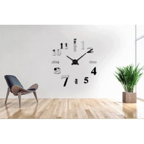 Đồng hồ dán tường 3D - 4688025 , 17481506 , 15_17481506 , 350000 , Dong-ho-dan-tuong-3D-15_17481506 , sendo.vn , Đồng hồ dán tường 3D