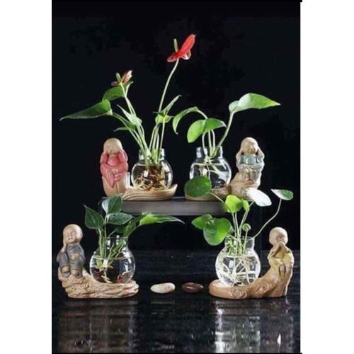 Bộ tượng 4 chú tiểu tứ không gốm kèm bình hoa tphcm - 4881863 , 17482563 , 15_17482563 , 250000 , Bo-tuong-4-chu-tieu-tu-khong-gom-kem-binh-hoa-tphcm-15_17482563 , sendo.vn , Bộ tượng 4 chú tiểu tứ không gốm kèm bình hoa tphcm