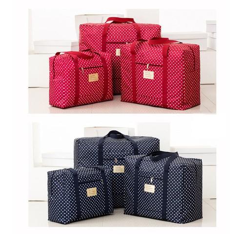 Túi vải gấp gọn để quần áo, đồ đạc xách tay - 4880787 , 17475081 , 15_17475081 , 190000 , Tui-vai-gap-gon-de-quan-ao-do-dac-xach-tay-15_17475081 , sendo.vn , Túi vải gấp gọn để quần áo, đồ đạc xách tay