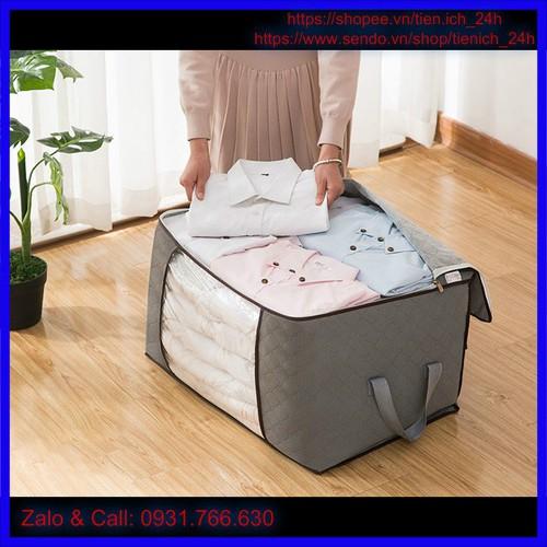 Túi đựng đồ - túi đựng quần áo chăn màn