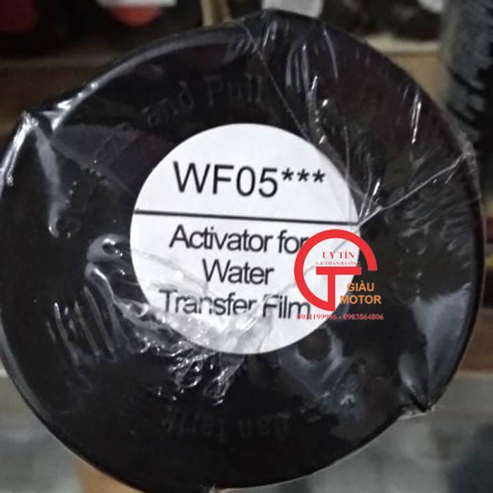 WF05 _ Chai hoạt hóa xịt sơn xe máy Samurai WF05*** _ Chất chuyển hóa phim chuyền nước _ Water Film Activator 2