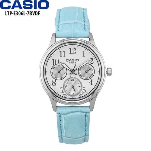 Đồng hồ CASIO nữ chính hãng - 7566851 , 17508769 , 15_17508769 , 2233000 , Dong-ho-CASIO-nu-chinh-hang-15_17508769 , sendo.vn , Đồng hồ CASIO nữ chính hãng