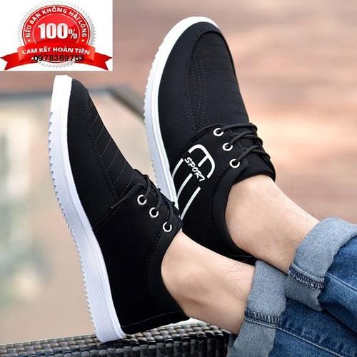 giày Nam Sneaker Trẻ Trung năng Động form chuẩn