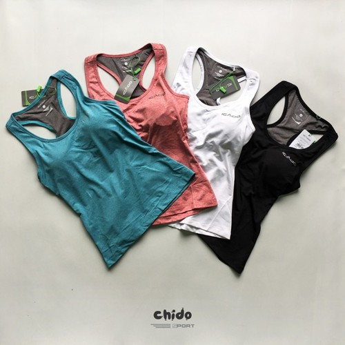 [Giảm giá sốc] Áo ba lỗ liền bra tập Gym, Yoga Icado, áo ba lỗ liền bra nữ, áo thể thao nữ, áo tập Gym, Yoga [chidosport]