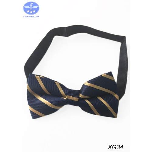 Nơ đeo cổ áo nam nữ, nơ cài áo cao cấp Facioshop XG34 - 11552850 , 17521371 , 15_17521371 , 89000 , No-deo-co-ao-nam-nu-no-cai-ao-cao-cap-Facioshop-XG34-15_17521371 , sendo.vn , Nơ đeo cổ áo nam nữ, nơ cài áo cao cấp Facioshop XG34