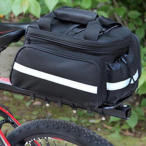 Túi treo sườn sau xe đạp du lịch, phượt