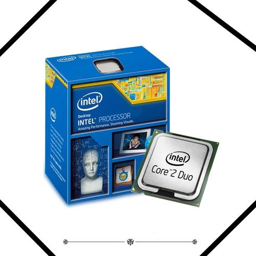 Vi xử lý Intel CPU Core 2 Duo E8400 2 lõi - 2 Luồng