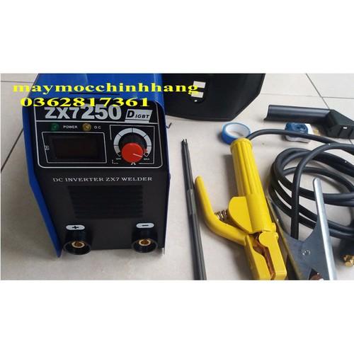 máy hàn điện tử zx7 250A có dây mát 1m dây hàn 2m - máy hàn que điện tử - 11418520 , 17518098 , 15_17518098 , 1500000 , may-han-dien-tu-zx7-250A-co-day-mat-1m-day-han-2m-may-han-que-dien-tu-15_17518098 , sendo.vn , máy hàn điện tử zx7 250A có dây mát 1m dây hàn 2m - máy hàn que điện tử