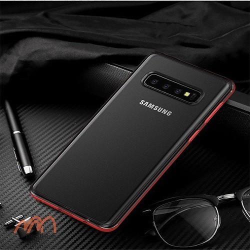 Ốp lưng Samsung S10 và S10 Plus chống sốc nhám iPaky