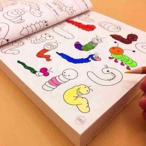 Sách tô màu 5000 hình cho bé, sách tập tô, vở tập tô tặng kèm 12 bút - 4886574 , 17517419 , 15_17517419 , 61000 , Sach-to-mau-5000-hinh-cho-be-sach-tap-to-vo-tap-to-tang-kem-12-but-15_17517419 , sendo.vn , Sách tô màu 5000 hình cho bé, sách tập tô, vở tập tô tặng kèm 12 bút