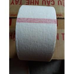 6 cuộn băng keo giấy 5p