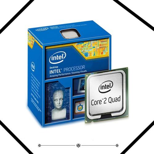 Vi xử lý Intel CPU Core 2 Quad Q6600 4 lõi - 4 Luồng