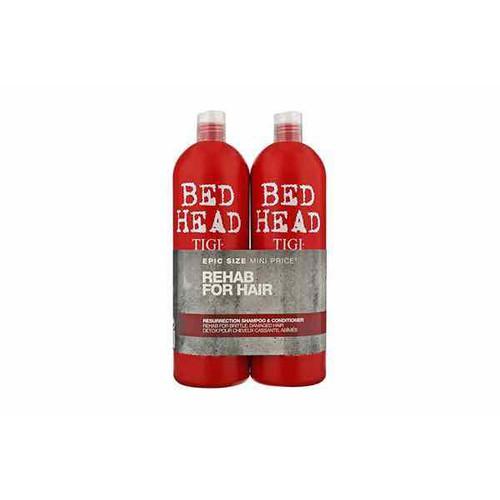 Bộ gội và xả Tigi Bed Head màu đỏ cấp độ 3 750ml