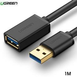 Cáp nối dài USB 2.0  Ugreen US10314 cap cấp  - 1M