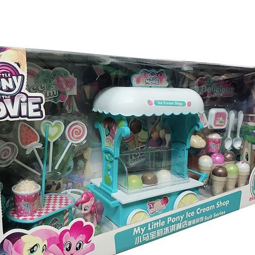 Quầy bán kem siêu thị Pony Mp2625