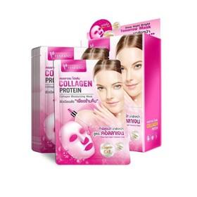 Combo 10 Mặt Nạ Collagen Protein nhập khẩu Thái Lan - Protein