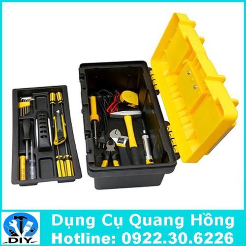 Hộp Dụng Cụ Đựng Đồ Nghề Đa Năng Cỡ Lớn - 450x230x200mm - 11550738 , 17514684 , 15_17514684 , 199000 , Hop-Dung-Cu-Dung-Do-Nghe-Da-Nang-Co-Lon-450x230x200mm-15_17514684 , sendo.vn , Hộp Dụng Cụ Đựng Đồ Nghề Đa Năng Cỡ Lớn - 450x230x200mm