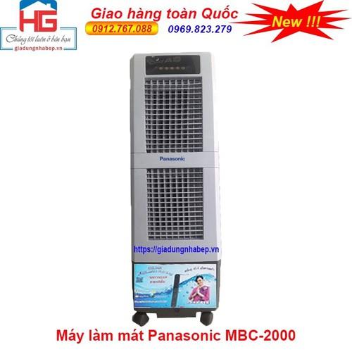Quạt điều hòa không khí Panasonic MBC-2000 - 7913687 , 17518217 , 15_17518217 , 5690000 , Quat-dieu-hoa-khong-khi-Panasonic-MBC-2000-15_17518217 , sendo.vn , Quạt điều hòa không khí Panasonic MBC-2000
