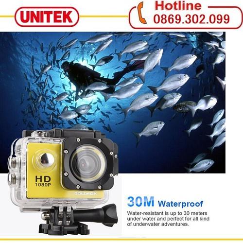 Camera hành động Waterproof Sports Cam  Full HD Chống Nước