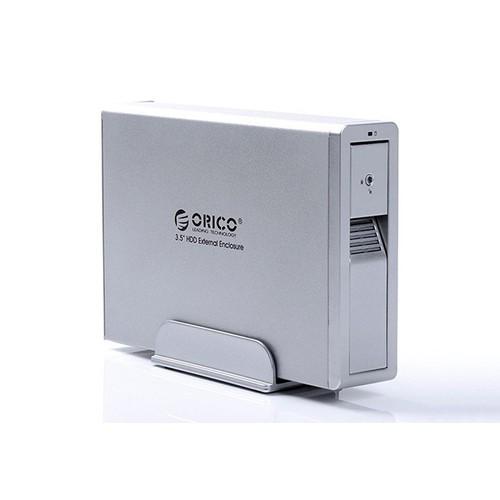 HDD BOX USB 3.0 to SATA III 3.5 + LOCK ORICO 7618US3