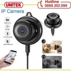 Camera IP Wifi Mini E06-Q2, V380 Full HD 1080P Kết Nối Không Dây Với Điện Thoại