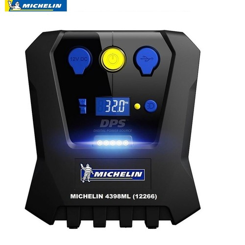 Máy Bơm Lốp Xe Khẩn Cấp Michelin 12266 - 7569349 , 17516607 , 15_17516607 , 1299000 , May-Bom-Lop-Xe-Khan-Cap-Michelin-12266-15_17516607 , sendo.vn , Máy Bơm Lốp Xe Khẩn Cấp Michelin 12266