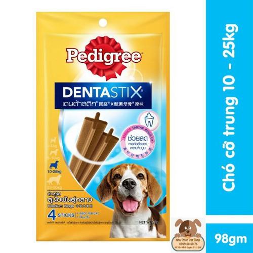 Bánh sạch răng cho chó lớn Dentastix