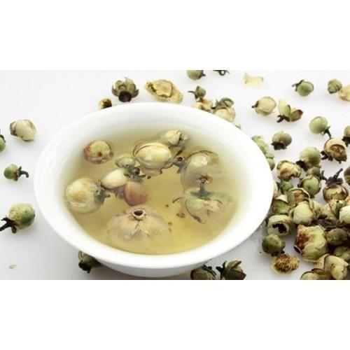 Trà Hoa Sen Tuyết túi 50gr  hoa sen tuyết - trà hoa hương thơm dịu dàng thanh tao