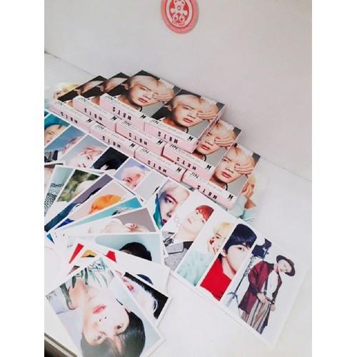 Lomo Card Jin Mẫu Mới Nhất