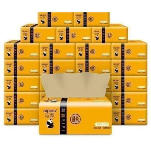 thùng 27 gói giấy ăn gấu trúc sipao - 7922905 , 17543869 , 15_17543869 , 135000 , thung-27-goi-giay-an-gau-truc-sipao-15_17543869 , sendo.vn , thùng 27 gói giấy ăn gấu trúc sipao