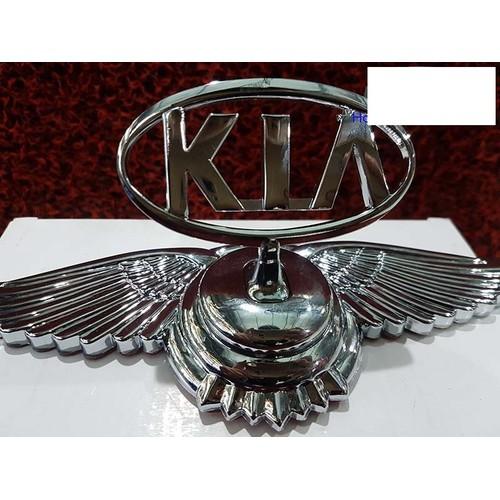 Biểu tượng lắp capo Kia