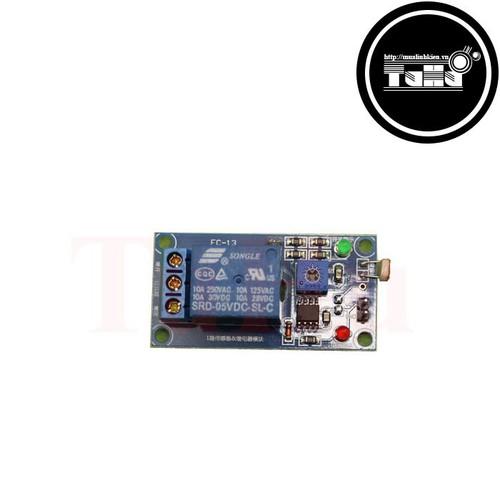 Module Đóng Ngắt Bằng Cảm Biến Ánh Sáng Relay 5VDC