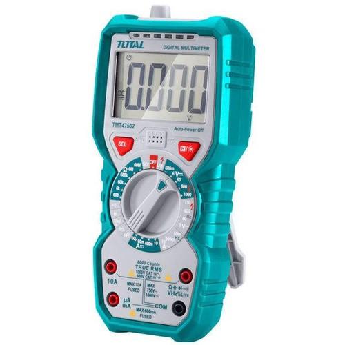 Đồng hồ đo điện vạn năng Total TMT47502 - 7921421 , 17541621 , 15_17541621 , 535000 , Dong-ho-do-dien-van-nang-Total-TMT47502-15_17541621 , sendo.vn , Đồng hồ đo điện vạn năng Total TMT47502