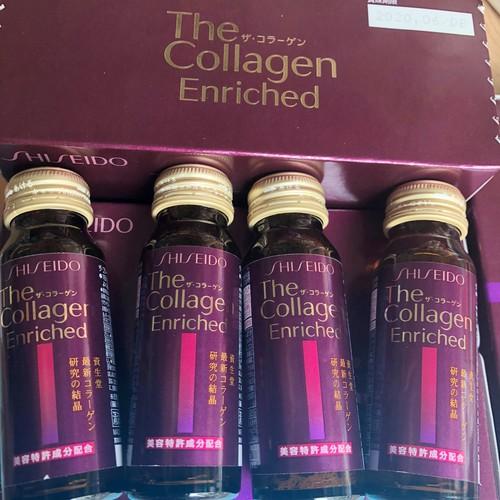 Nước uống trắng da collagen enrich siseido - 7678253 , 17536977 , 15_17536977 , 730000 , Nuoc-uong-trang-da-collagen-enrich-siseido-15_17536977 , sendo.vn , Nước uống trắng da collagen enrich siseido