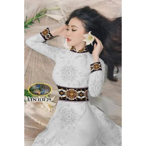 Vải may áo dài tằm thái mã YT - 7918521 , 17536266 , 15_17536266 , 450000 , Vai-may-ao-dai-tam-thai-ma-YT-15_17536266 , sendo.vn , Vải may áo dài tằm thái mã YT