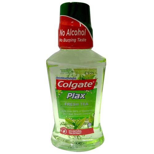 Nước súc miệng Colgate Plax Fresh Tea chai 250ml - 7914849 , 17529905 , 15_17529905 , 70000 , Nuoc-suc-mieng-Colgate-Plax-Fresh-Tea-chai-250ml-15_17529905 , sendo.vn , Nước súc miệng Colgate Plax Fresh Tea chai 250ml