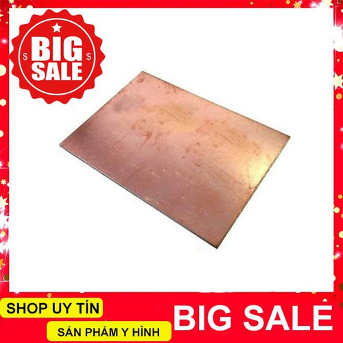 Phíp Đồng 1 Mặt 210x297mm KB Giá Rẻ