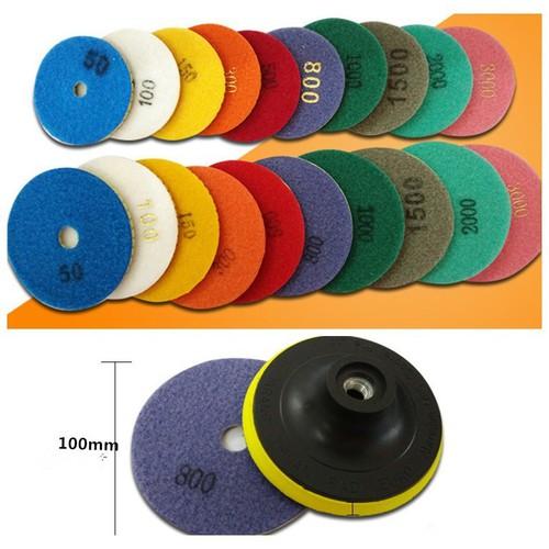 Bộ 6 nỉ đánh bóng đá hoa cương 4 inch - 11556812 , 17537291 , 15_17537291 , 168000 , Bo-6-ni-danh-bong-da-hoa-cuong-4-inch-15_17537291 , sendo.vn , Bộ 6 nỉ đánh bóng đá hoa cương 4 inch